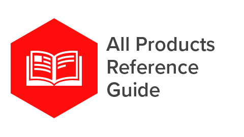All Products Reference Guide