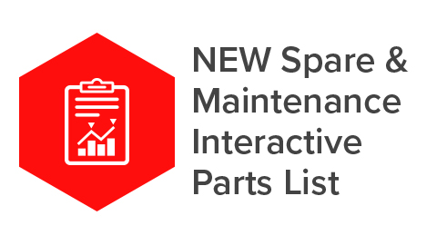 New Spare & Maintenance Interactive Parts List